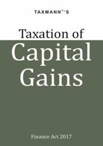 Taxation of Capital Gains (Finance Act, 2017)
