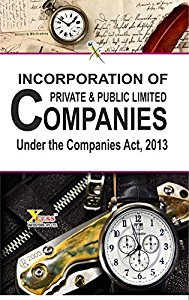 Incorporation of Private & Public Limited Companies with eFiling Procedure