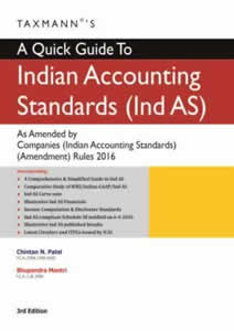 A Quick Guide to Indian Accounting Standards (Ind-As)