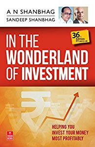 In the Wonderland of INVESTMENT (F.Y. 2017-18)