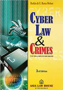 Cyber Law & Crimes - IT Act 2000 and Computer Crime Analysis