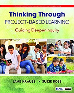 THINKING THROUGH PROJECT-BASED LEARNING - GUIDING DEEPER INQUIRY