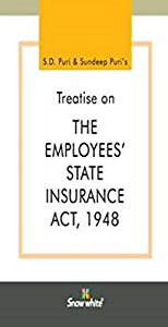 Treatise on The Employees State Insurance Act, 1948