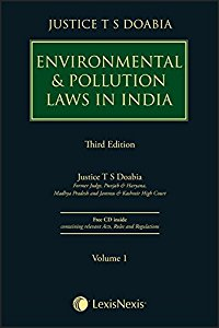 Environmental & Pollution Laws in India (in 2 Vols.)