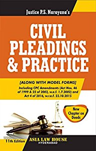 Civil Pleadings & Practice (Along with Model Forms)