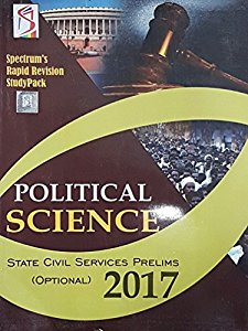 Political Science (for UPSC Civil Services Preliminary Examination optionals Paper)