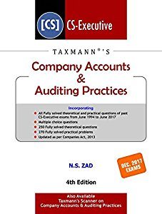 Company Accounts & Auditing Practices