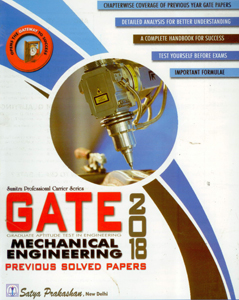 GATE Mechanical Engineering Previous Solved Papers