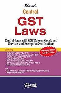 Central GST Laws