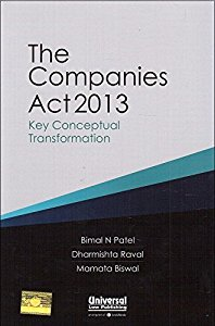 The Companies Act 2013