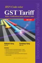 HSN Code-wise GST Tariff – Rates, Notifications and Customs Codes