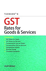 GST Rates for Goods Services