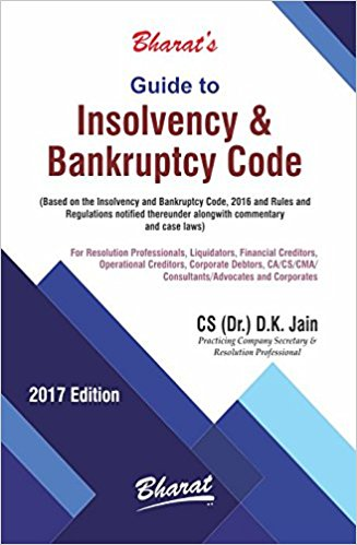 Guide to Insolvency & Bankruptcy Code