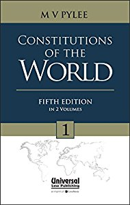 Constitutions of the World (In 2 Vols.)