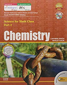Science for Ninth Class Part -2 CHEMISTRY
