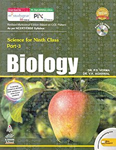 Science for Ninth Class Part -3 BIOLOGY