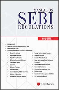 Manual on SEBI Regulations (in 2 Vols)