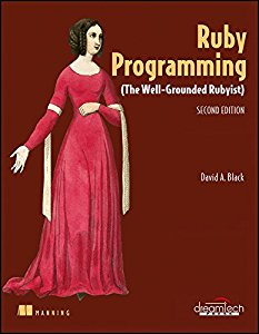 Ruby Programming, 2ed: The Well-Grounded Rubyist (MANNING series)