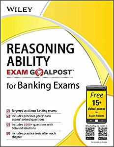 Wileys Reasoning Ability Exam Goalpost for Banking Exams (VACANCY TP - DT GOALPOST series)