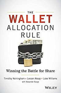 The Wallet Allocation Rule: Winning The Battle For Share (BUSINESS series)