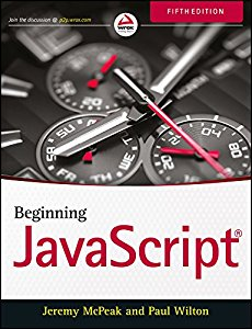 Beginning JavaScript, 5ed (WROX series)