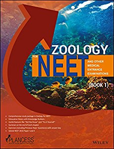 Zoology for NEET and other Medical Entrance Examinations, Book 1 & Book 2 (WIND series)