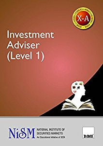 Investment Adviser (Level 1) (For National Institute Of Securities Markets (NISM) Course)