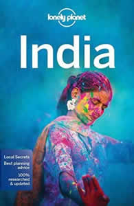 Lonely Planets INDIA (a travel guide)