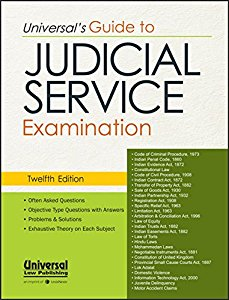Universals Guide to Judicial Service Examination