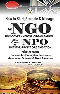 How to Start, Promote and Manage an NGO Also Known as NPO