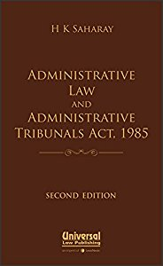 Administrative Law and Administrative Tribunals Act 1985