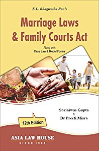 E.L.B.Raos Marriage Laws & Family Courts Act