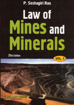 Law of MINES & Minerals (in 2 Vols.)