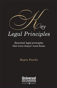 Key Legal Principles - Essential Legal Principles that Every Lawyer Must Know