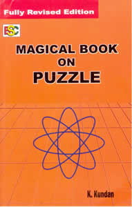 Magical Book on PUZZLES for Competitive Exams