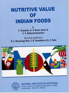 Nutritive Value Of Indian Foods Pdf