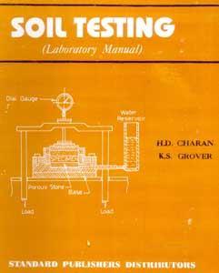 soil testing laboratory manual buy online now at jain book agency rh jainbookagency com manual of soil laboratory testing volume 3 pdf soil testing lab manual pdf