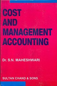 Cost and Management Accounting
