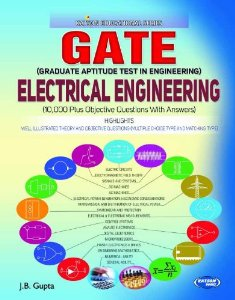 GATE 2016 Electrical Engineering (10,000 Plus Objective Questions with Answers)