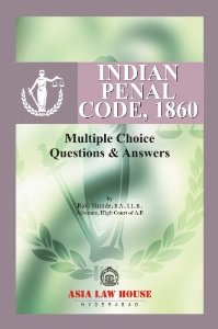 Indian Penal Code, 1860 (Multiple Choice Questions & Answers)- Buy