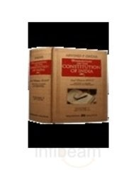 Commentary on the CONSTITUTION of India (in 3 Vols.)