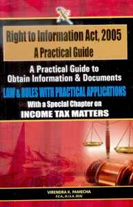 RIGHT to INFORMATION Act 2005 - A Practical Guide