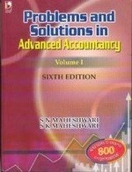Problems & Solutions in Advanced Accountancy Vol.1