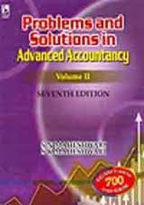 Problems & Solutions in Advanced Accountancy Vol.2