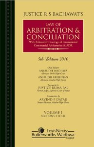 The Law of ARBITRATION & Conciliation (in 2 Vols.)