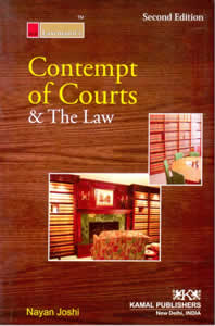 Contempt of Courts & The Law