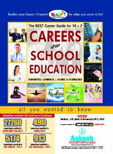 Openings After School Education (Career Opportunities for 10 2)