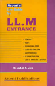 Law Guide for LL.M. Entrance