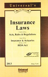 Insurance Laws (Compilation of Acts, Rules, Regulations)