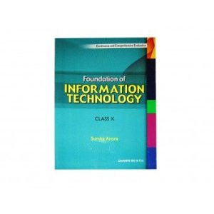 foundation of information technology class 10 book pdf